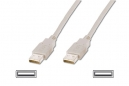 USB 2.0 Cable A - A 3m
